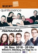 quintessence & friends